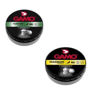 Gamo Combo Pack .22 Caliber Pellets