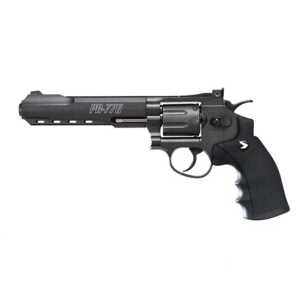 PR-776 CO2 pellet revolver