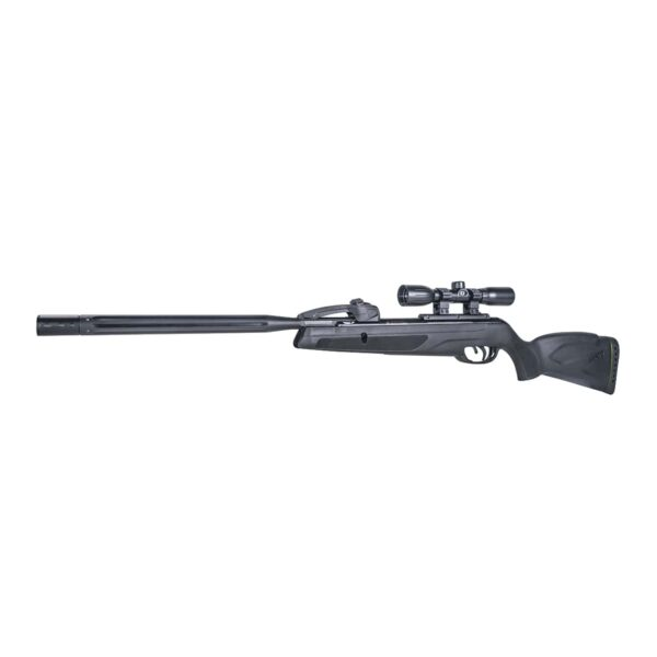 Swarm Whisper .22 caliber 10-shot break barrel air rifle