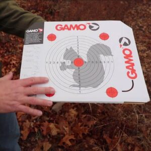 Gamo Fold-n-fire Airgun Target for Air Rifles and pellet pistols