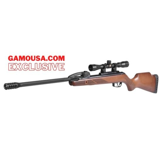 Swarm Hunter Website Exclusive Break Barrel Air Rifle multi-shot