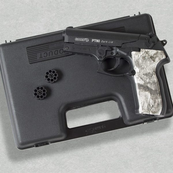 PT-80 DARK, 2 MAGS, CASE - LIMITED EDITION KIT 500 UNITS