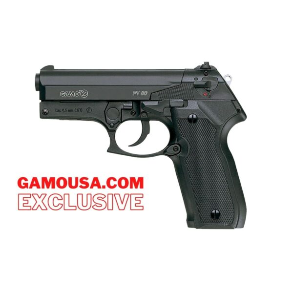 Gamo PT-80 CO2 Pellet Pistol